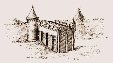 II. Paris sous les Mérovingiens et les Carolingiens. Livre-1-chapitre-2-3