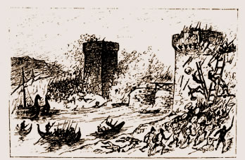 II. Paris sous les Mérovingiens et les Carolingiens. Livre-1-chapitre-2-4