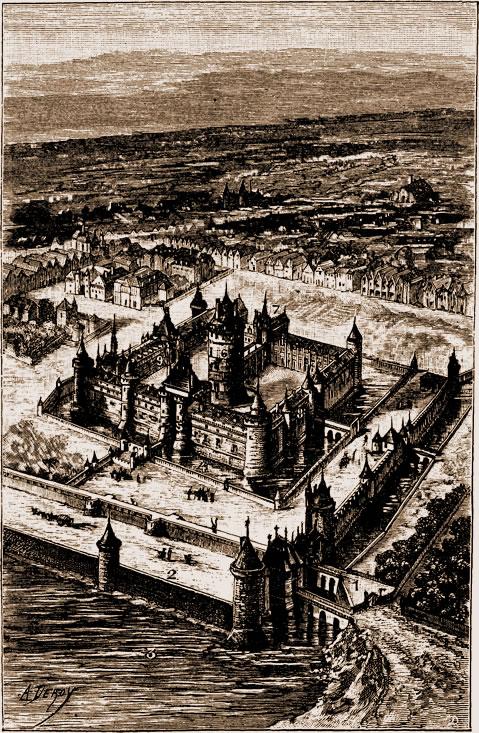 VI. Paris sous les Valois. - Charles V Livre-1-chapitre-6-1