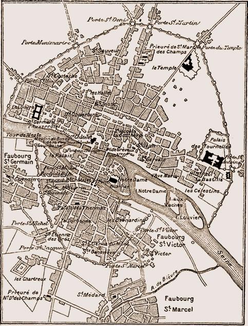 VI. Paris sous les Valois. - Charles V Livre-1-chapitre-6-4